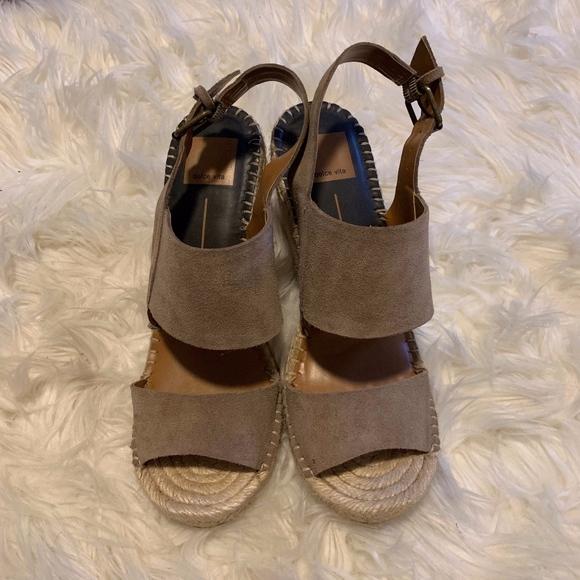 764c0d8b63c Dolce Vita Espadrille Wedge Sandals